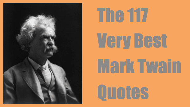 117 Best Mark Twain Quotes image