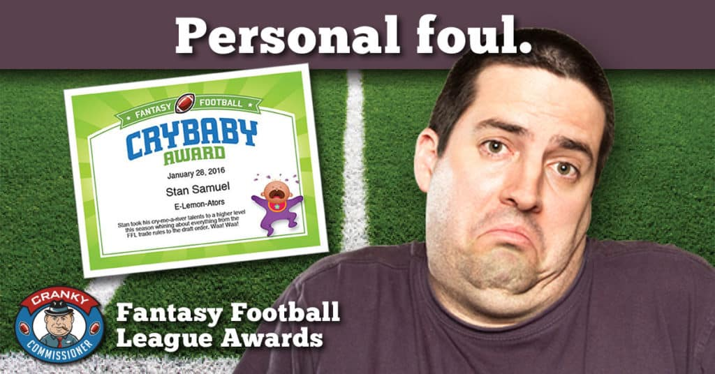 Fantasy football names image