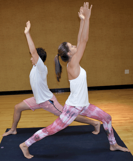 Yoga for Young Athletes cover image