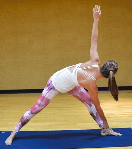 yoga pose image