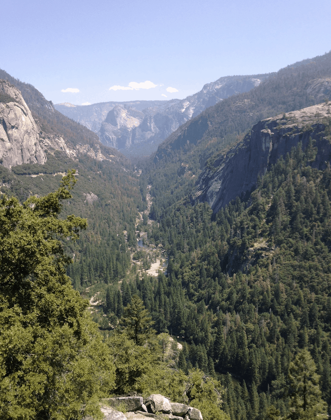 The Yosemite Valley image