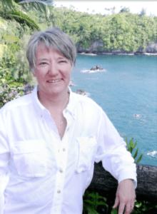 Kathy Barnes author image