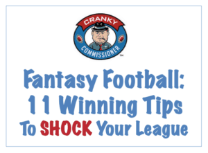 Fantasy Football: 11 winnning tips image