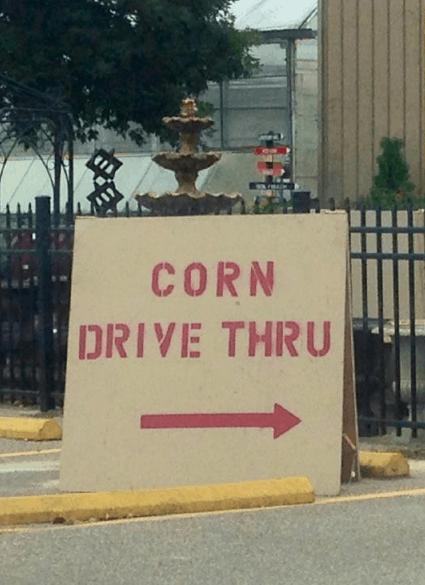 Corn Drive Thru image