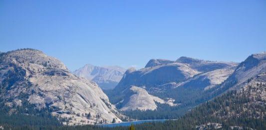 Hiking Yosemite