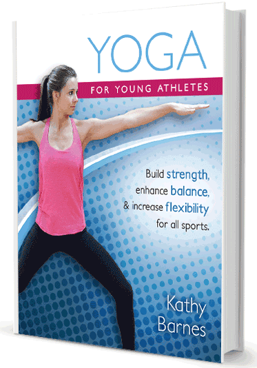 Yoga for Young Athletes book image