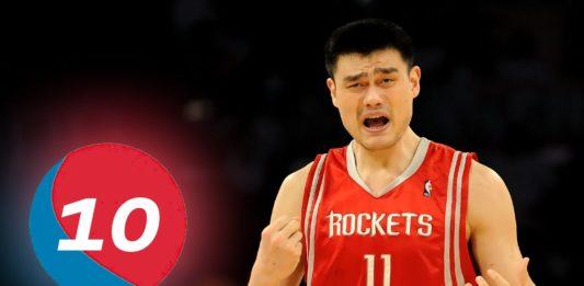 Yao Ming - The Gentle Giant