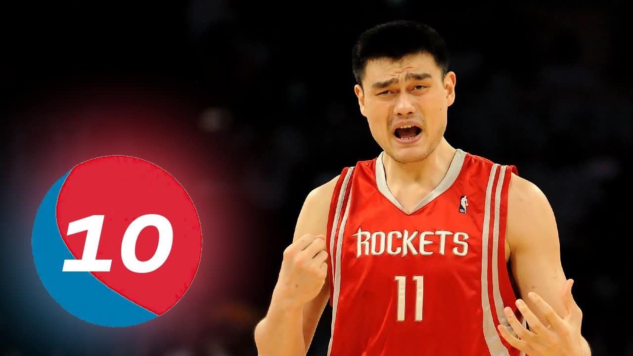 Yao Ming - The Gentle Giant