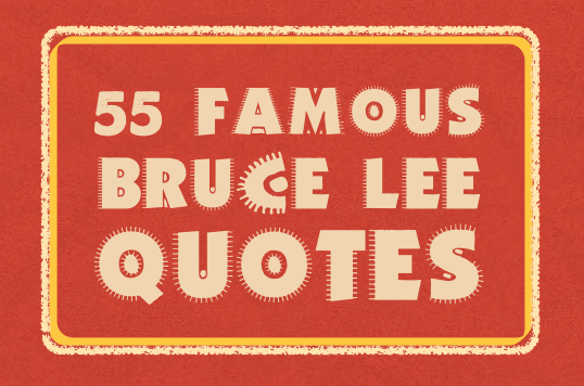 famous bruce lee quotes image