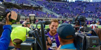 Vikings Adam Thielen image