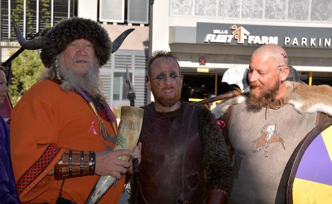 Vikings Adam Thielen image