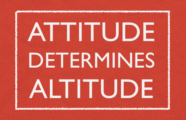 attitude quotes and sayings image