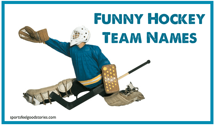 funny hockey team names image