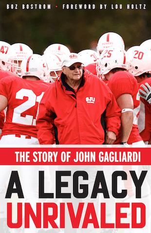 John Gagliardi A legacy unrivaled image