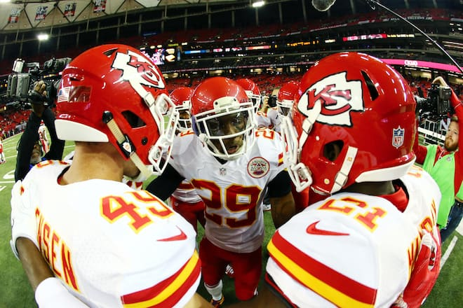 Kansas City Chiefs Eric Berry image
