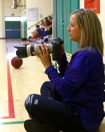 Making Youth Sports Photography Easy