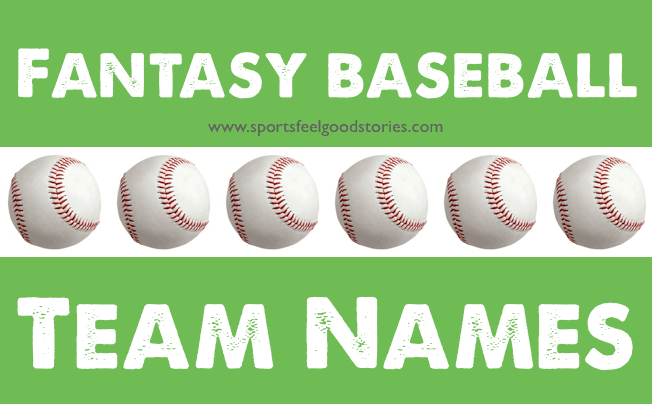 Fantasy Baseball Team Names image