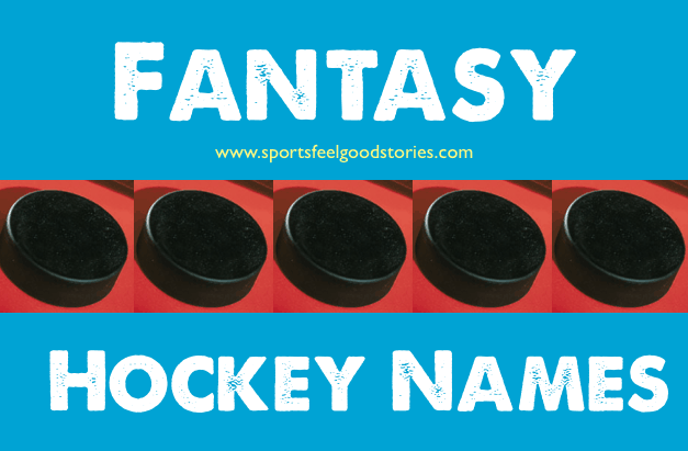 Fantasy Hockey Team Names image