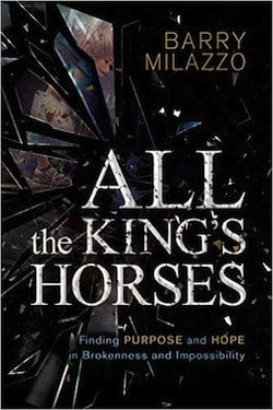 all the kings horses cover