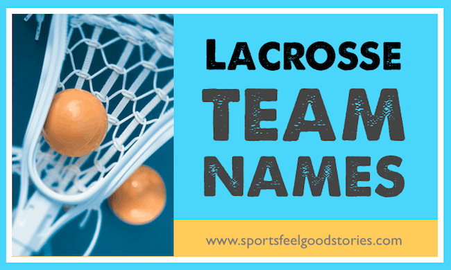 Lacrosse team names