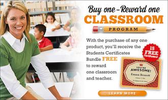 reward a teacher program image