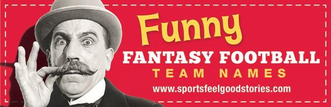 Really Funny Fantasy Football Names image