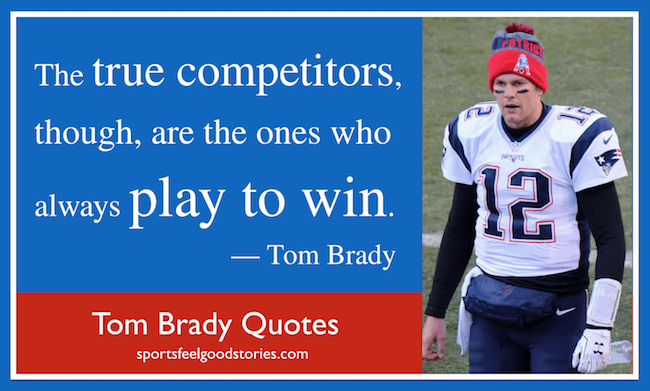 Best Tom Brady quotes image