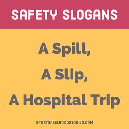 Safety Slogans image