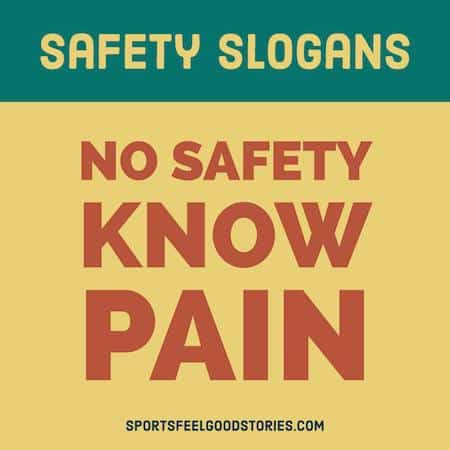 No Safety know pain image