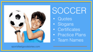 soccer coach and parents resources image