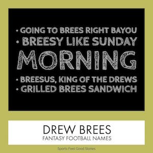 Drew Brees tags image