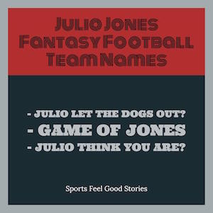 Julio Jones FFL image