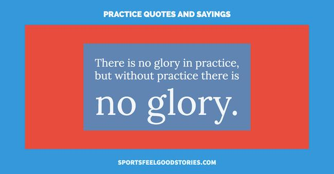 Practice quotes and sayings image