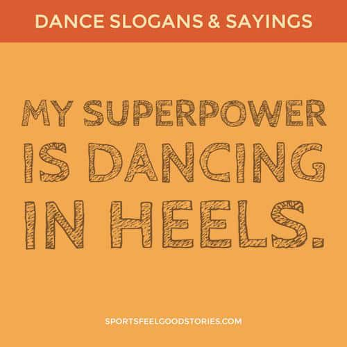 Dance quotes image