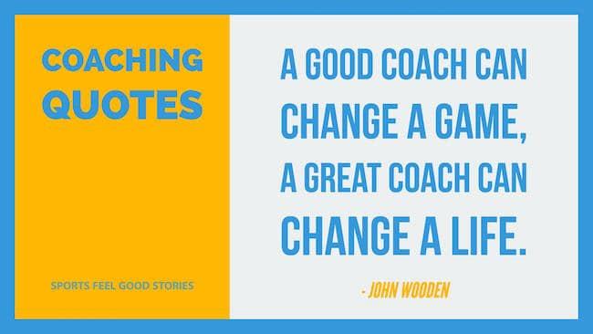 Coaching quotes image