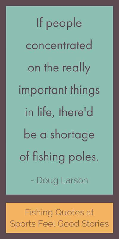 quotes about fishing image
