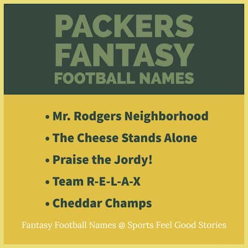 Green Bay nicknames image