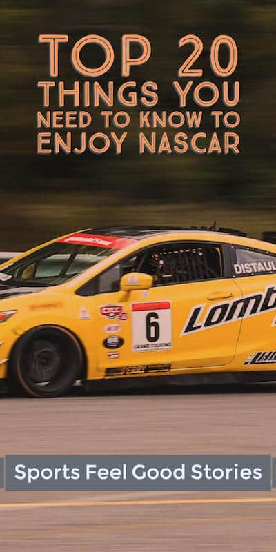 Tips to enjoy NASCAR image