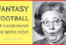 Clever Fantasy Football Names image
