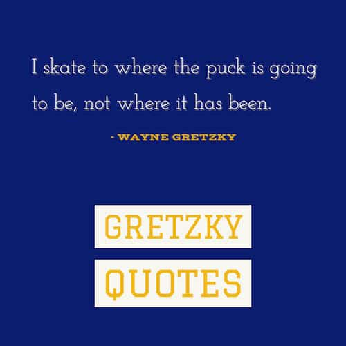 Wayne Gretzky Quotes Visual