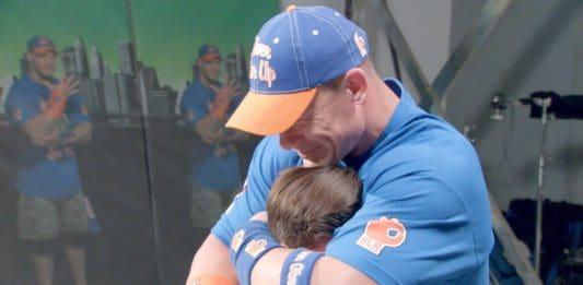 John Cena and Make-A-Wish Foundation image
