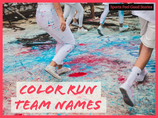 Color Run names image