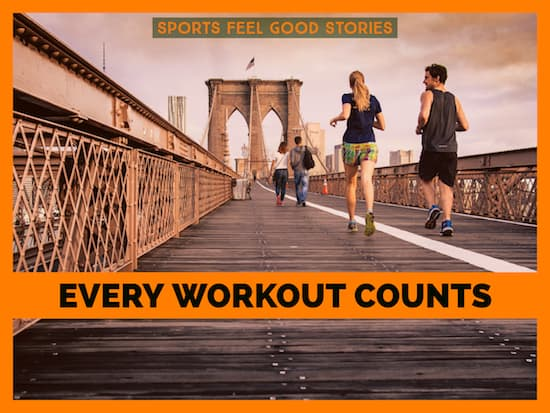 every workout counts image