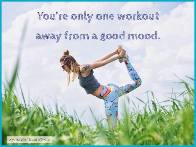 fitness saying image