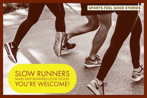 slow runners image