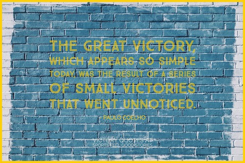 Great Victory Verse image