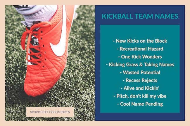Naming ideas for Kickball image