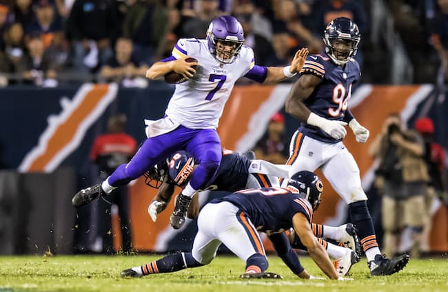 A star turn for Case Keenum image