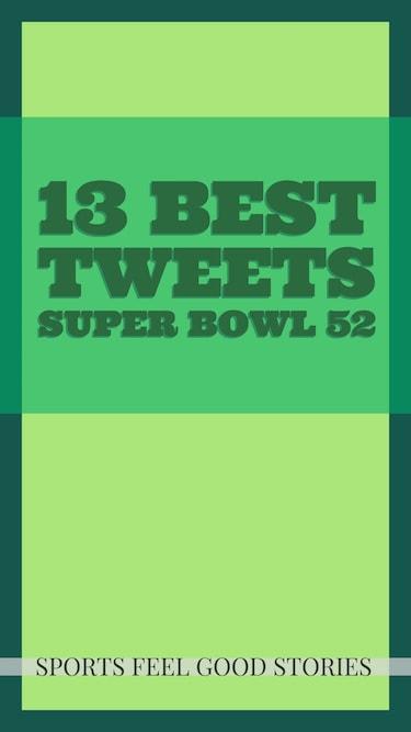 2018 Super Bowl Tweets