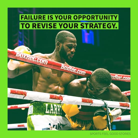 Failures and strategy quote